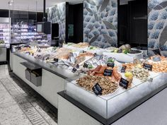 PARÍS. One of the most famous department stores and a gourmet mecca is definitely Le Bon Marché in Paris. This week it was reopened. The luxury department store Bon Marché is popular with...