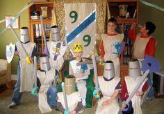 Knight Party from @Kendra Halterman {Me & My Insanity}