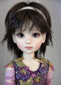 Luna a Little Pixie by Liz Frost