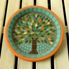 Hey, I found this really awesome Etsy listing at https://www.etsy.com/ca/listing/463784485/summer-jewel-tree-mosaic-garden-yard