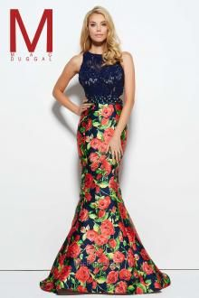 Feel enchanting with the Spring 2016 Mac Duggal Prom Dress ...