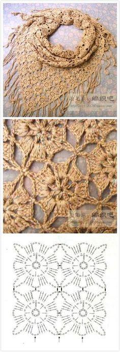 Luty Crochet Arts: shawls and ponchos