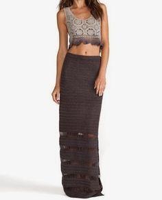 Pretta Crochet: Conjunto de Crochet