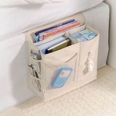 RV and travel trailer solution - bedside caddy