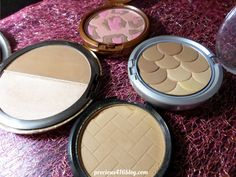 Bronzed & Beautiful: My Favorite Bronzers For A Sun-Kissed Look #ontheblog What are your favorites?