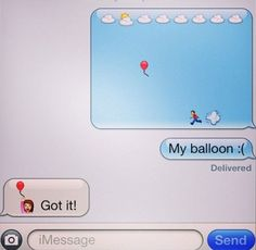 20 totally genius Emoji conversations