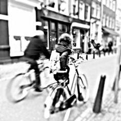 Random people in Amsterdam