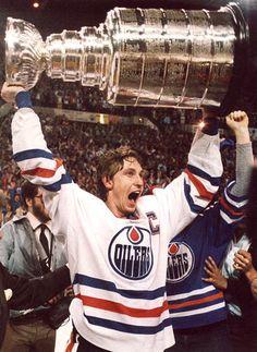 1985- Wayne Gretzky(Edmonton Oilers)