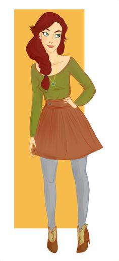 Anastasia - fashion dress by SerifeB on DeviantArt Disney Day, Disney Fan Art, Disney Style, Disney Love, Disney Couples, Walt Disney, Non Disney Princesses, Disney Characters, Anastasia Movie
