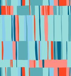 Ophelia Pang - seaside stripes