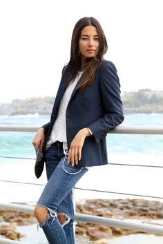Front Row Suit x Jessica Gomes #Australia #celebrities #JessicaGomes Australian celebrity Jessica Gomes loves http://www.kangadiscounts.com