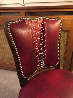 Dossier en corset