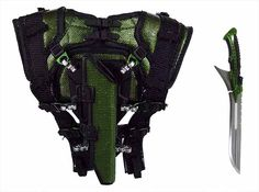 gh Combat Armor, Goblin, Technology, Costumes, Dresses, Fashion, Guns, Vestidos, Moda