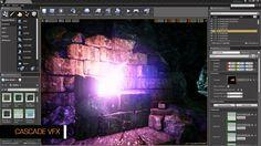 Mmmm. Delicious UE4. Global Illumination. Built-in post processing. Enhanced dynamic reflection/shadows. Mmmmmmm