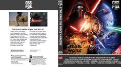 Star Wars Episode 7 Blu-ray Custom Cover