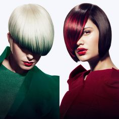 Sassoon Salon Fall 2011 Haircut and Color Collection | POPSUGAR Beauty