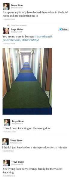 God dammit Troye, get your shit together!  // funny pictures - funny photos - funny images - funny pics - funny quotes - #lol #humor #funnypictures