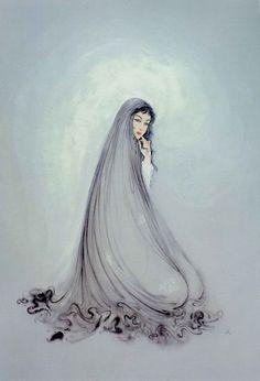charming,by Mahmoud Farshchian