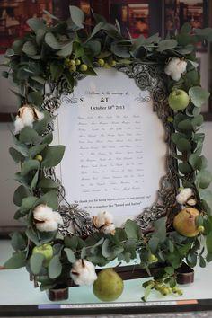秋の装花 絵本と収穫祭 代官山PACHON様へ : 一会 ウエディングの花