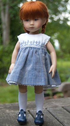 Boneka Macy by Dianna Effner 24cm/10