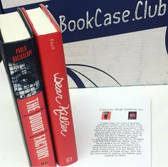 DixieDollsGlow - Subscription Box News & Reviews: August 2016 BookCase Club Review & Coupon