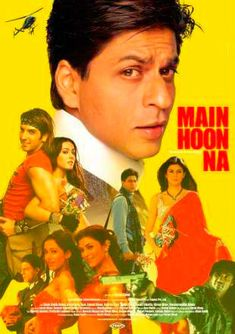 IMDb Rating: 7.0/10Genre: Action, Comedy, DramaDirector: Farah KhanRelease Date: 30 April 2004Star Cast: Shah Rukh Khan, Sushmita Sen, Sunil Shetty Movie Story: To fulfill his father's dying wish of reuniting his family as well as on orders to protect the General's daughter, Major Ram goes undercover as a student. But, sinister events are about to […] 2020 Movies, All Movies, Movies To Watch, Main Hoon Na, O Movie, Sushmita Sen, Star Cast, Full Movies Download, Indian Movies