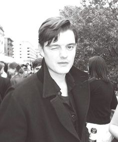 Sam riley with a blink