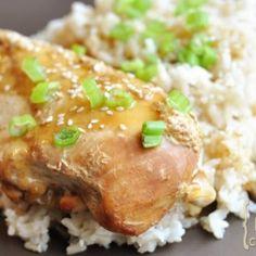 Orange Hoisin Chicken