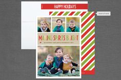 One Photo, Two Photos Christmas Cards & Photo Christmas Cards | Minted