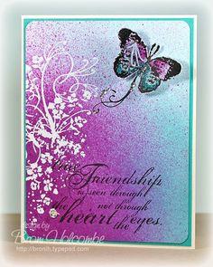 CTD202 - Broni's fabulous card!