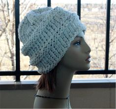 Check out this item in my Etsy shop https://www.etsy.com/listing/498780545/womens-chunky-hat-knit-winter-slouchy