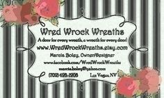 Biz Card with a dash of style!