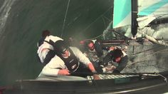 Extreme 40s head to China's Olympic Sailing City