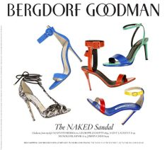 Spring's Must-Have - the Naked Sandal