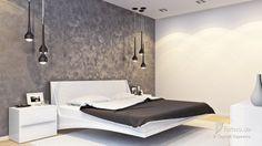 Двухэтажная квартира в стиле минимализм, Сергей Харенко, Спальня, Дизайн интерьеров Formo.ua
