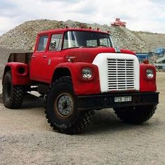 International Harvester Loadstar 1600
