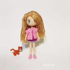 Марта. Рост 16 см ♡ lovely doll