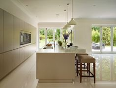 Scandinavian Kitchen Design in East Anglia
