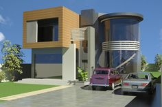 10 Marla Contemporary house