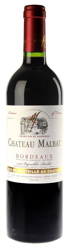 2012 Château Malbat, Bordeaux