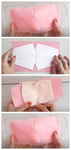 DIY Face Masks Sewing Tricks - Crafts Time Diy Mask, Diy Face Mask, Face Masks, Parsons New School, Natural Cleaning Recipes, Easy Sewing Projects, Sell On Etsy, Diy Tutorial, Fun Crafts