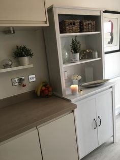 Ikea's answer to a welsh dresser for the kitchen or dining room. Dining Room Dresser, Ikea Dining Room, Ikea Kitchen, Rustic Kitchen, Dining Furniture, Kitchen Decor, Kitchen Design, Kitchen Cabinets, Kitchen Dinning