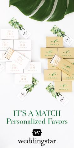 Make sure your guests always remember your event by giving them a practical, fun or cute favor. Weddingstar's huge selection of favors ensures that no matter what style or theme you have in mind, you can find affordable and festive favors to match. From sunglasses, matchbooks, notepads, lip balm, keychains, magnets and more. With so many options, including many that can be personalized with names, dates and designs, it�s easy to find party favors to fit your event