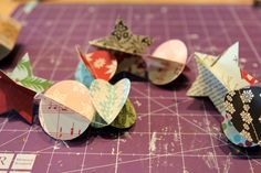 i love this garland and the tutorial makes it look really easy