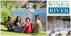 Wine on the River 2016 Date: 14 - 16 October Cost: Weekend pass R250 p/p Tickets:  https://www.webtickets.co.za/event.aspx?itemid=1463477027