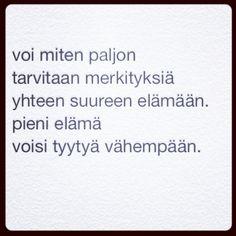 päivän runo 8.3.2014