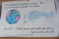 activité de tawhid pour les tous-petits LA CLASSE DE IZAS