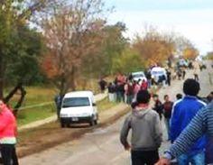 EL CUERPO DE GISELA LÓPEZ ESTABA AL LADO DE UN ALAMBRADO A 20 METROS DE LA RUTA - SANTA ELENA DIGITAL