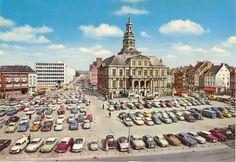 markt begin jaren zestig