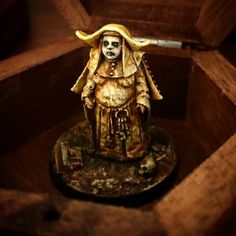 Blanche's Venerable Lady Inquisitorix #pilgrym #gamesworkshop